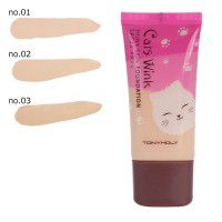 Cats Wink Shiny Skin Foundation 02
