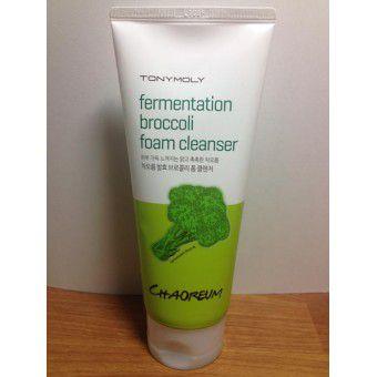 Chaoreum Fermentation Broccoli Foam Cleanser