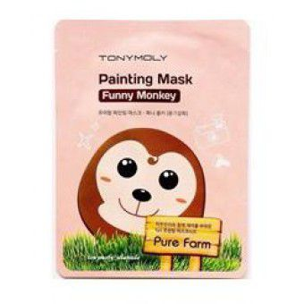 Pure Farm Painting Mask – Funny Monkey