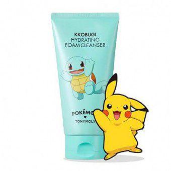 Pokemon Foam Cleanser Kkobugi Hydrating
