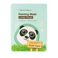 Pure Farm Painting Mask – Lovely Panda