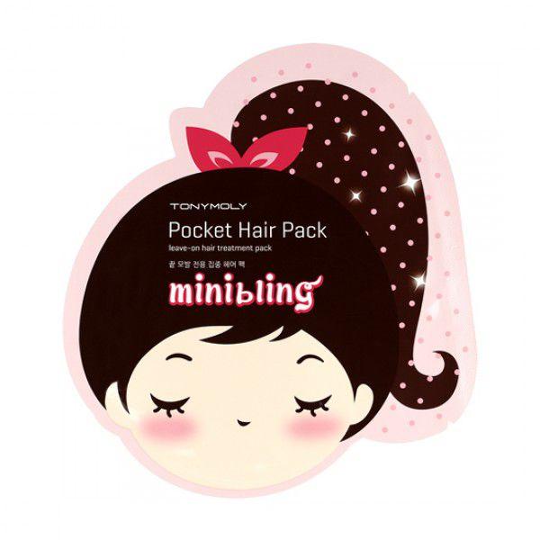 TonyMoly Mini Bling Pocket Hair Pack