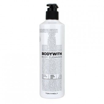 Body With Moisture Body Cleanser