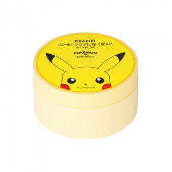 Pikachu Honey Moisture Cream ( Pokemon Edition )
