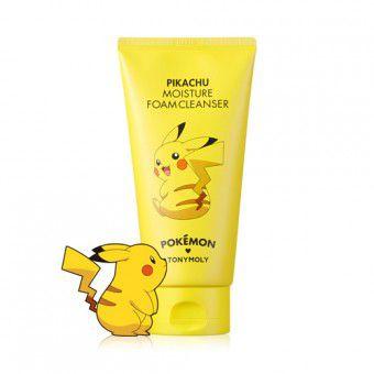 Pokemon Foam Cleanser Pikachu Moisture
