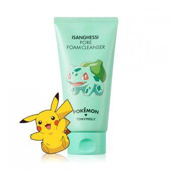 Pokemon Foam Cleanser Isanghessi pore