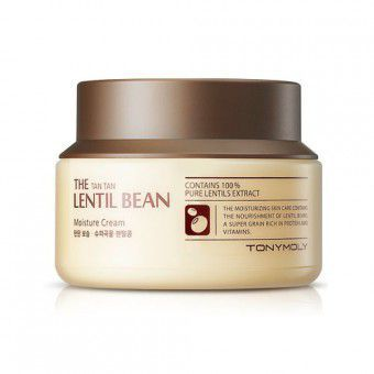 The Tan Tan Lentil Bean Moisture Cream
