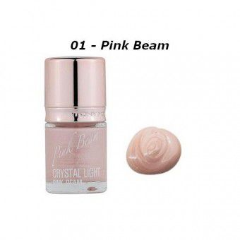 Crystal Light 01 Pink Beam