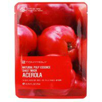 Natural Pulp Essence Sheet Mask Acerola