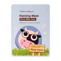 Pure Farm Painting Mask – Pure Milk Cow