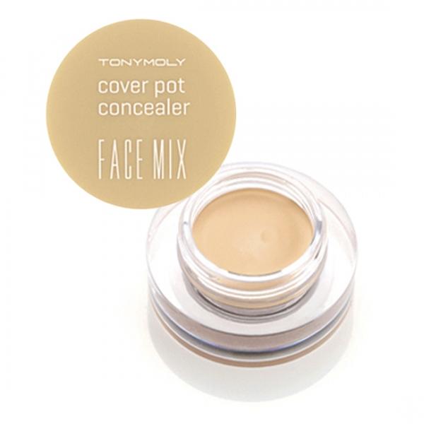 TonyMoly Facemix Cover Pot Concealer 01